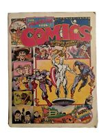 The Penguin Book of Comics George Perry & Alan Aldridge 1971 Softcover Revised