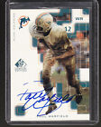 Paul Warfield AUTO 1999 Upper Deck SP Signature Edition #PW HOF