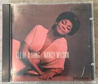 NANCY WILSON  I'll Be a Song CD RARE JAPAN DENON AUDIOPHILE IMPORT JAPANESE