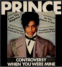 Prince Controversy When You Were Mine Uk 12""