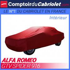 Housse / Bâche protection Coverlux Alfa Roméo GTV Spider 916 en Jersey