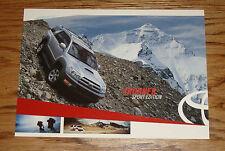 Original 2003 Toyota 4Runner Sport Edition Postcard 03