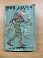 "*RARE* 1961 ""BOY SCOUT HANDBOOK"" BOY SCOUTS OF AMERICA PAPERBACK BOOK (P4)"