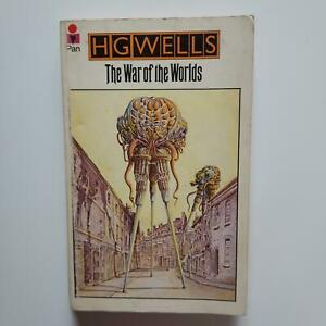 The War of the Worlds, H G Wells, (Pan, 1975)