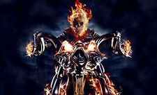 Ghost Rider Poster Length :800 mm Height: 500 mm SKU: 4138