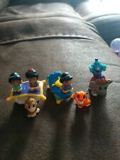 Squinkies Aladdin LOT OF 6 with Accessories ~  Discontinued