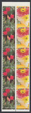 Australia #1369b Mnh booklet 45c Thinking of You Flowers 1994 cv $8.75