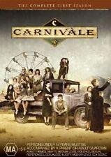 Carnivale : Season 1 (DVD, 2005, 6-Disc Set)