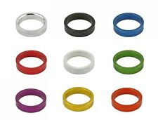 """BICYCLE ALLOY 1-1/8"""" ( 28.6mm)THREADLESS HEADSET SPACER 8mm CYCLING BIKES NEW!"""