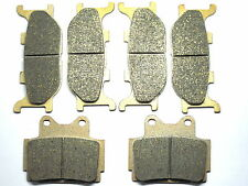 Brake Pads For Yamaha Brakes XJR400/S  Front Rear XJR 400 S FREE SHIPPING SET