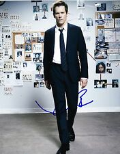 KEVIN BACON SIGNED 8X10 PHOTO THE FOLLOWING RYAN HARDY FOX AUTHENTIC PROOF COA E