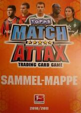 Match ATTAX 10/11 - 20 scegliere a trading cards carte da Collezione Calcio Matchwinner