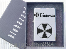 Resident Evil Biohazard Umbrella New Metal Case