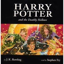 Harry Potter and the Deathly Hallows by J. K. Rowling (CD-Audio, 2007)