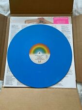 Mariah Carey - Rainbow - Urban Outfitters - Limited BLUE Colored Vinyl sold out