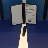 Contract & Pen - Mattel - Accessories for WWE Wrestling Figures - Contract Chaos