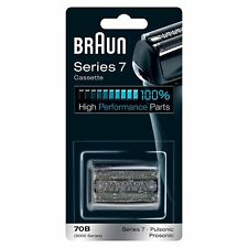 Braun Series 7 Replacement Parts Foil Head Shaver Pulsonic 70B for 790cc 720...