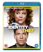 Identity Thief DVD (2013) Eric Stonestreet, Gordon (DIR) cert 15 ***NEW***