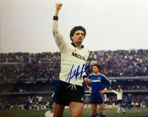 Alessandro Altobelli Inter Milan and Italian National Team Signed 8x10 Photo
