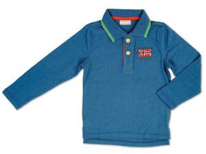 Napapijri Poloshirt K Enco Größe 104/4 Jahre NEU 49,00 €