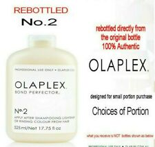 OLAPLEX NO.2 Step 2 Bond  100% AUTHENTIC Original - REBOTTLED 50ml 100 ml 200 ml