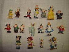 lot 18 Walt Disney's disneykins années 1960 Marx toys figurines Disney