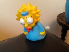 Burger King giocattolo I SIMPSONS. Maggie. WIND UP TOY.