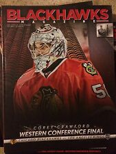 Chicago Blackhawks -*-*2013 WCF Playoffs Game Program (Crawford Cover)*-*_New!!!