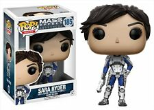 Mass Effect Andromeda Sara Ryder POP Games #185 Vinyl Figure FUNKO