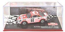 ALPINE RENAULT A110 1600S Moss-Carlsson-Crellin  1972 1:43 IXO ALTAYA (AARMC022)
