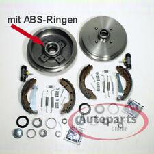 VW Golf 3 III Cabrio Bremstrommeln Bremsbacken Zubehör Radzylinder für hinten*