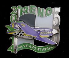 50 YEARS AT STEAD 2014 NATIONAL CHAMPIONSHIP RENO AIR HAT PIN VOO DOO WING RACE