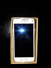 Samsung Galaxy S5 Mini LTE SM-G800F 16GB BIANCO !! OTTIMO (NUOVO)