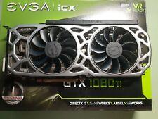 EVGA NVIDIA GeForce GTX 1080 Ti SC2 11GB GDDR5X iCX Technology Graphics Card