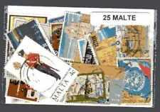 Malte - Malta 25 timbres différents