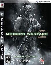Call of Duty: Modern Warfare 2  Hardened Edition (Sony PlayStation 3, 2009) PS3