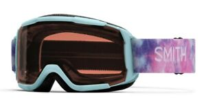 Smith Daredevil Youth Ski / Snow Goggles Polar Tie Dye Frame, RC36 Lens New 2021