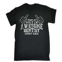 What Awesome Dentist Looks Like T-SHIRT Dental Surgeon Nurse birthday gift