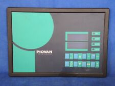 Piovan Operator Panel, Face Only 240 mm x 170 mm