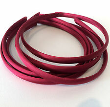 Accesorios de color principal rojo para el cabello de niña