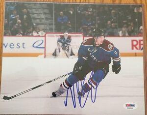 Colorado Avalanche Matt Duchene Signed 8x10 Photo - PSA Authenticated