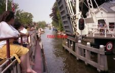 PHOTO  NETHERLANDS ON RIVER VECHT 1991 VIEWS ON THE RIVER v4