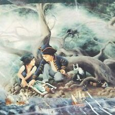"""Ceaco Lynn Lupetti """"The Magical Voyage"""" 750 piece jigsaw puzzle SIZE 24"""" X 18"""""""