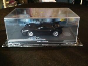 Batman car Batmobile 1/43rd scale packaged