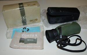 Unused Vortex SOLO 8 x 25 Waterproof Monocular SGR-828 box, case, warranty