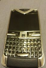 Vertu Constellation Quest Black Leather luxury mobile phone English Russian