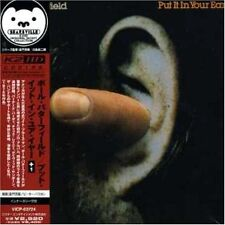 MINI LP CD VYNIL RÉPLICA IMPORT + OBI PAUL BUTTERFIELD / PUT IT IN YOUR EAR