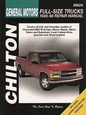 Repair Manual Chilton 28624