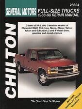 Repair Manual Chilton 28624