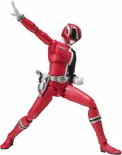 S.H.Figuarts Tokusou Sentai Dekaranger DEKA RED Action Figure BANDAI from Japan